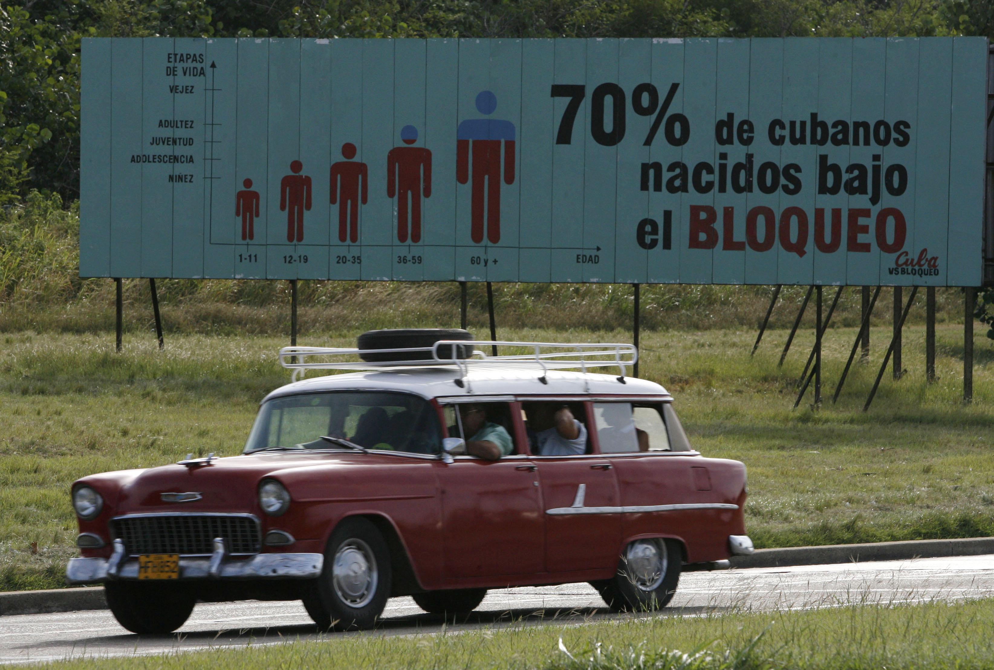 Cuba Embargo At 50